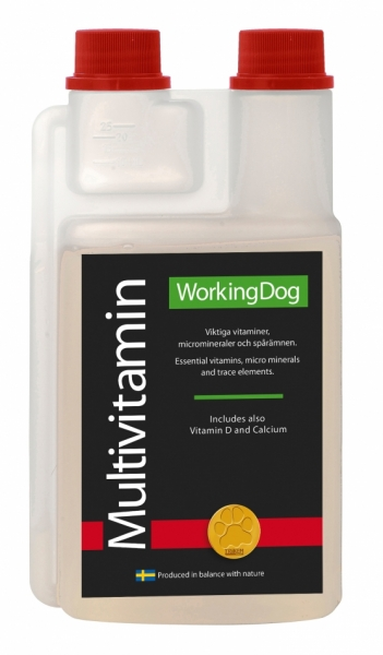 Trikem WorkingDog MultiVitamin Dog in the group Other / Supplements at Dogmania (1117)