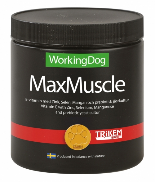 Trikem WorkingDog MaxMuscle Dog in the group Other / Supplements at Dogmania (1125)