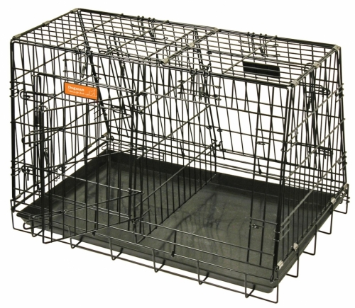 Dogman Professional Dog Crate Double  in the group Other / Dog Crates at Dogmania (1230)