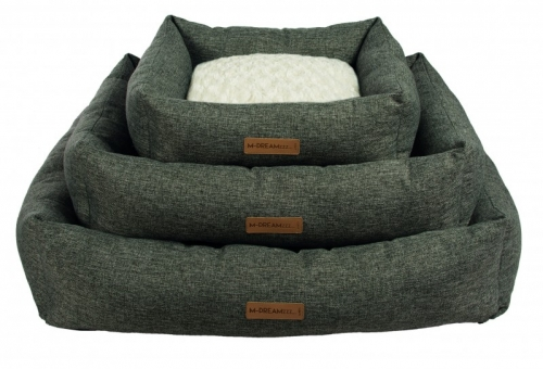 M-PETS OLERON Dog Bed Grey in the group Dog Equipment / Dog beds at Dogmania (1267)