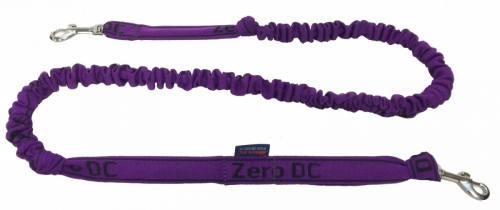 Zero DC Bungee Lead Purple in the group Dog Equipment / Leashes / Mushing Leads at Dogmania (1347)