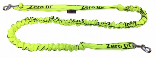 Zero DC Bungee Lead Neon Green in the group Dog Equipment / Leashes / Mushing Leads at Dogmania (1351)