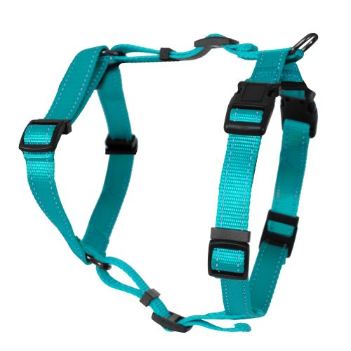 Dogman Adjustable H-harness Bluebird in the group Dog Equipment / Dog Harnesses / Y Harnesses at Dogmania (1432)