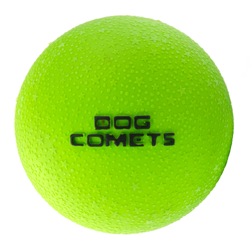 Dog Comets Ball Stardust Green in the group Dog toys / Balls at Dogmania (1488)