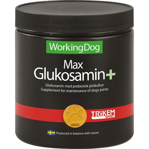 Trikem WorkingDog MaxGlukosamin+ in the group Other / Supplements at Dogmania (1578)