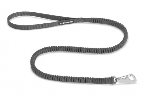 Ruffwear Ridgeline Granite Grey Leash in the group Dog Equipment / Leashes / Elastic Leashes at Dogmania (1623)
