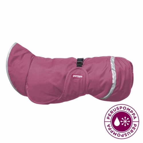 Pomppa Perus Warming Dog Coat Calluna in the group Dog Equipment / Dog Coats / Warming coats at Dogmania (1721)
