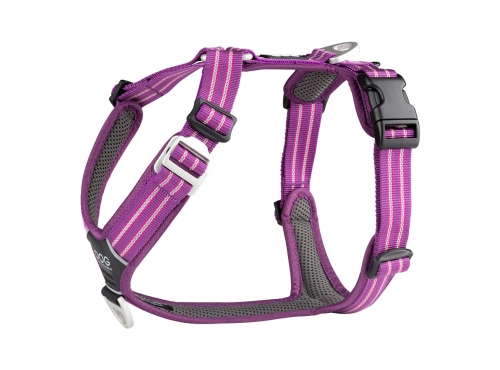 Dog Copenhagen Comfort Walk Air Harness Purple Passion in the group Dog Equipment / Dog Harnesses at Dogmania (2219)