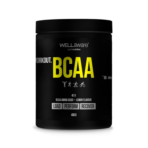 Workout BCAA 4:1:1 Citron 400 g in the group Other / For dog owner / Food Supplements at Dogmania (2287)