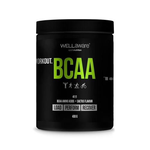Workout BCAA 4:1:1 Kaktus 400 g in the group Other / For dog owner / Food Supplements at Dogmania (2288)
