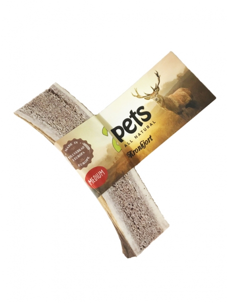 2pets Split Red Deer Antler L in the group Dog Treats / Chew Bone at Dogmania (2439)
