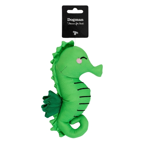 Dogman Floating Dog Toy Sea Horse in the group Dog toys / Water toys at Dogmania (2478)