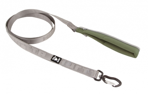 Hurtta Venture Dog Leash Park in the group Dog Equipment / Leashes / Nylon Leashes at Dogmania (2582)