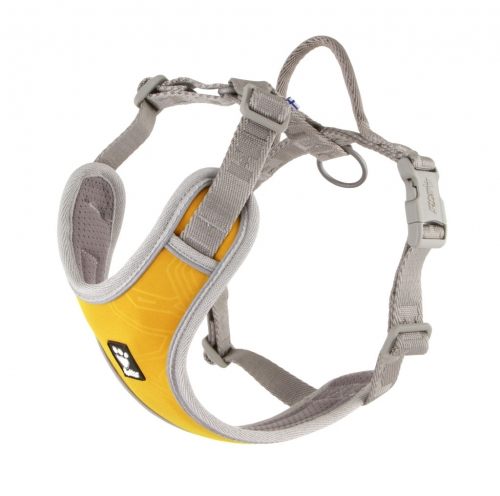 Hurtta Venture Dog Harness Orange Sun in the group Dog Equipment / Dog Harnesses / Y Harnesses at Dogmania (2588)