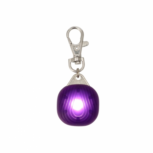 Dogman Burger Blinker LED-Lamp Purple in the group Dog Equipment / Reflectors and LED-lights at Dogmania (2593)