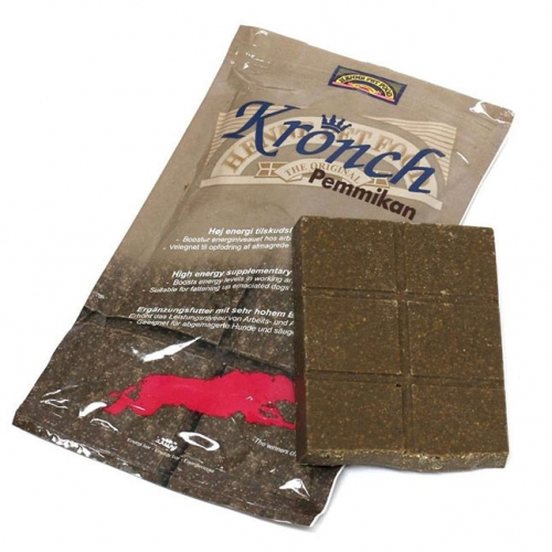 Kronch Pemmikan Energy Bar 400g in the group Other / Supplements at Dogmania (2748)