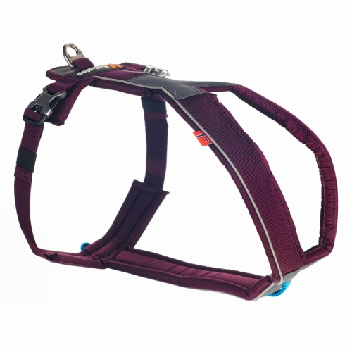 Non-stop Line Harness Purple in the group Dog Equipment / Dog Harnesses / Y Harnesses at Dogmania (2769)