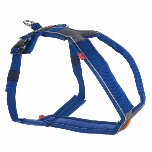 Non-stop Line Harness Blue in the group Dog Equipment / Dog Harnesses / Y Harnesses at Dogmania (2770)