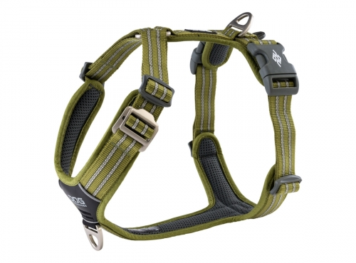 Dog Copenhagen Comfort Walk Air Harness Hunting Green NEW 2020 in the group Dog Equipment / Dog Harnesses / Anti Pull Harnesses at Dogmania (3099)