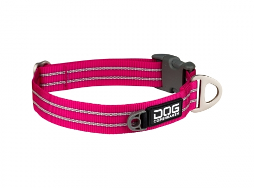 Dog Copenhagen Urban Style Collar Wild Rose NEW 2020 in the group Dog Equipment / Dog Collars / Adjustable Dog Collars at Dogmania (3100)