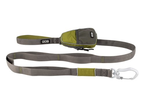 Dog Copenhagen Urban Trail Leash Hunting Green NEW 2020 in the group Dog Equipment / Leashes / Nylon Leashes at Dogmania (3139)