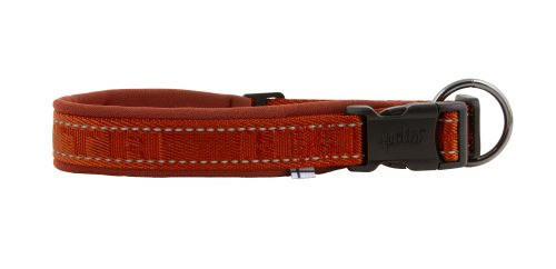 Hurtta Casual Padded Collar Cinnamon in the group Dog Equipment / Dog Collars / Half Choke at Dogmania (3165)