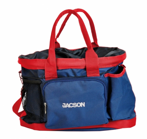 Jacson Training Bag Dog Navy/Red in the group Other / For dog owner / Bags at Dogmania (330005)