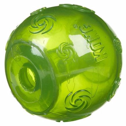 Kong Squeezz Ball Green in the group Dog toys / Balls / Balls with squeaker at Dogmania (340)