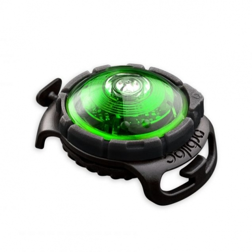 Orbiloc Dual Safety Light LED Green in the group Dog Equipment / Reflectors and LED-lights at Dogmania (538004)