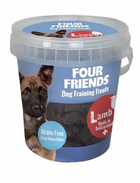 FourFriends Training Treats Lamb 400g i gruppen Hundgodis hos Dogmania (563)