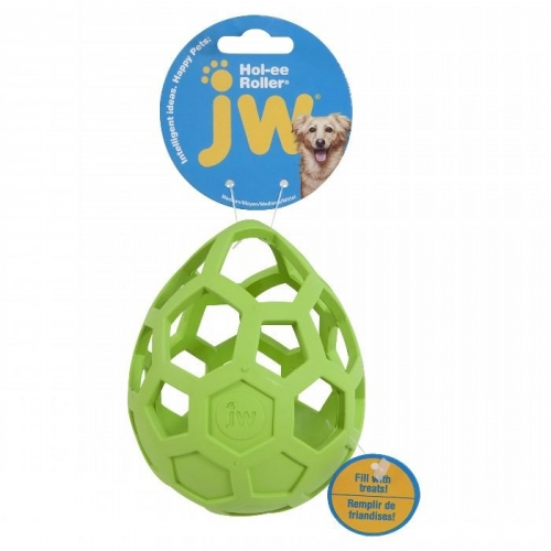JW Hol-ee Wobbler Green in the group Dog toys / Tug Toys / Rubber at Dogmania (580002)