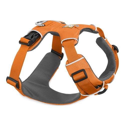 Ruffwear Front Range Orange Poppy Harness in the group Dog Equipment / Dog Harnesses / Y Harnesses at Dogmania (640)