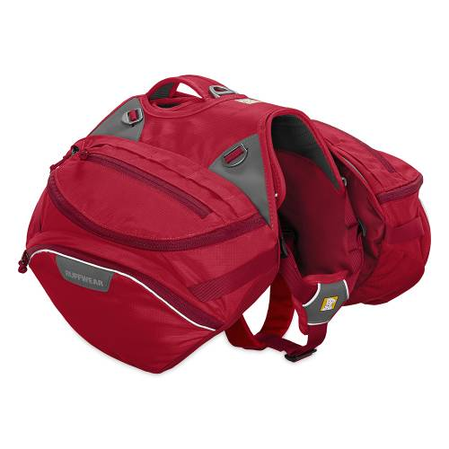 Ruffwear Palisades Pack Red Currant  in the group Dog Training / Physical Training / Dog Backpacks at Dogmania (649)