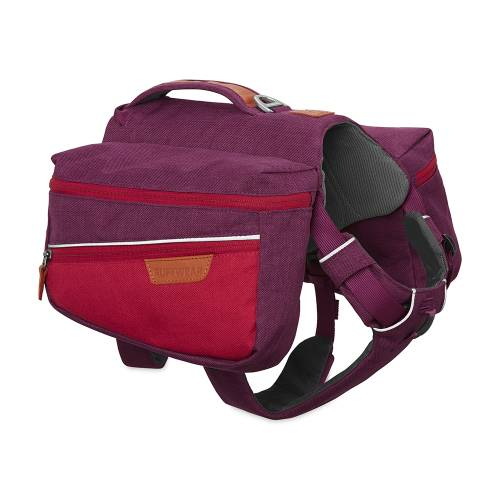 Ruffwear Commuter Pack Larkspur Purple in the group Dog Training / Physical Training / Dog Backpacks at Dogmania (651)