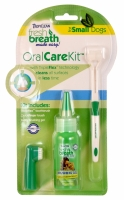 Tropiclean Fresh Breath Oral Care Kit