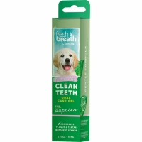 Tropiclean Fresh Breath Clean Teeth Gel Puppies 59 ml