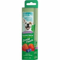Tropiclean Fresh Breath Clean Teeth Gel Berry Fresh 59 ml