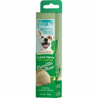 Tropiclean Fresh Breath Clean Teeth Vanilla Mint 59ml
