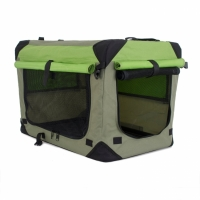 Dogman Canvas Crate Grassy Green