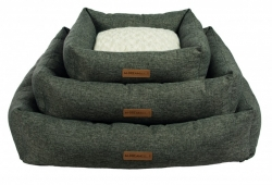 M-PETS OLERON Dog Bed Grey