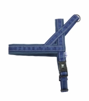 Hurtta Casual Padded Harness River Blue