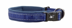 Hurtta Casual Padded Collar River Blue