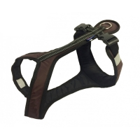 Zero DC SHORTER Harness Brown