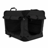 Dogman Canvas Crate Black