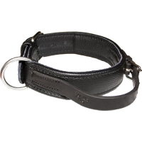 Julius K9 ECO Leather Collar with adjustable Handle