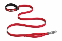Ruffwear Flat Out Leash Red Currant NY