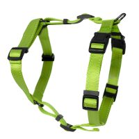 Dogman Adjustable H-harness Peridot