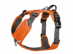 DOG Copenhagen Comfort Walk Pro Harness Orange Sun