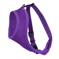 Dogman Mesh Harness Iris Purple