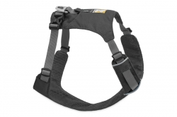 Ruffwear Hi & Light Twilight Gray Harness